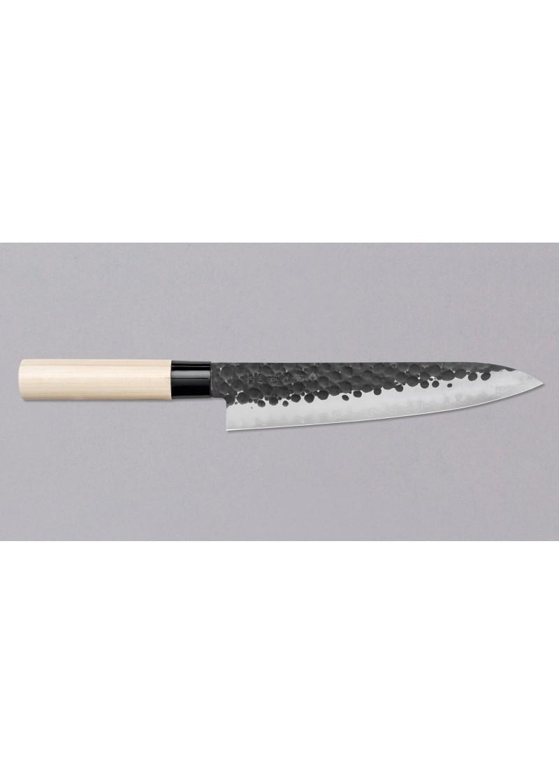 Nož Gyuto Hammered 210