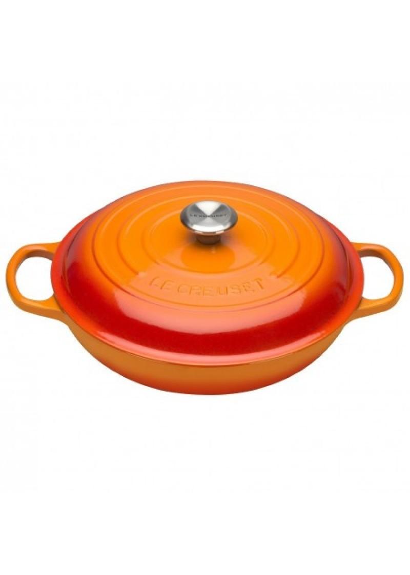 Posuda Gourmet 30 cm, flame
