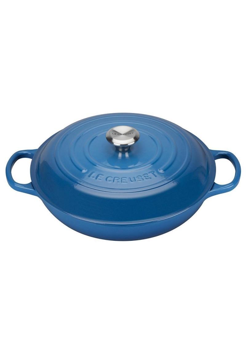 Posuda Gourmet 30 cm, plava