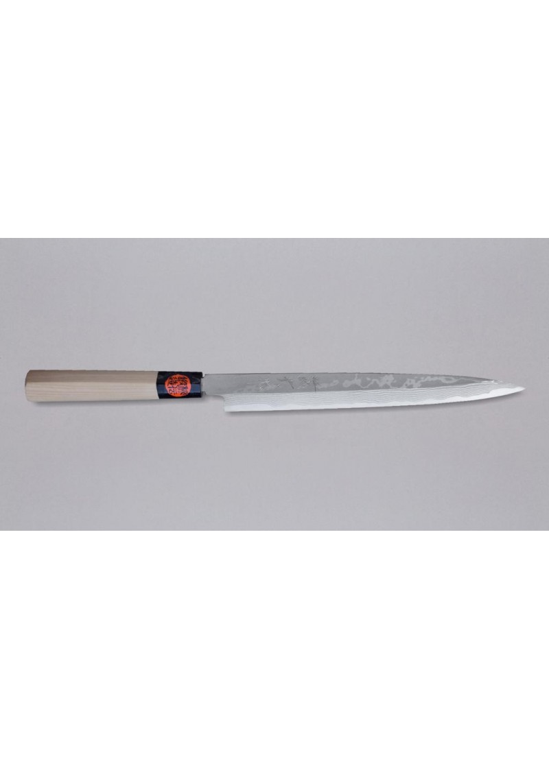 Nož Tanaka Blue Steel 2 Yanagiba 240