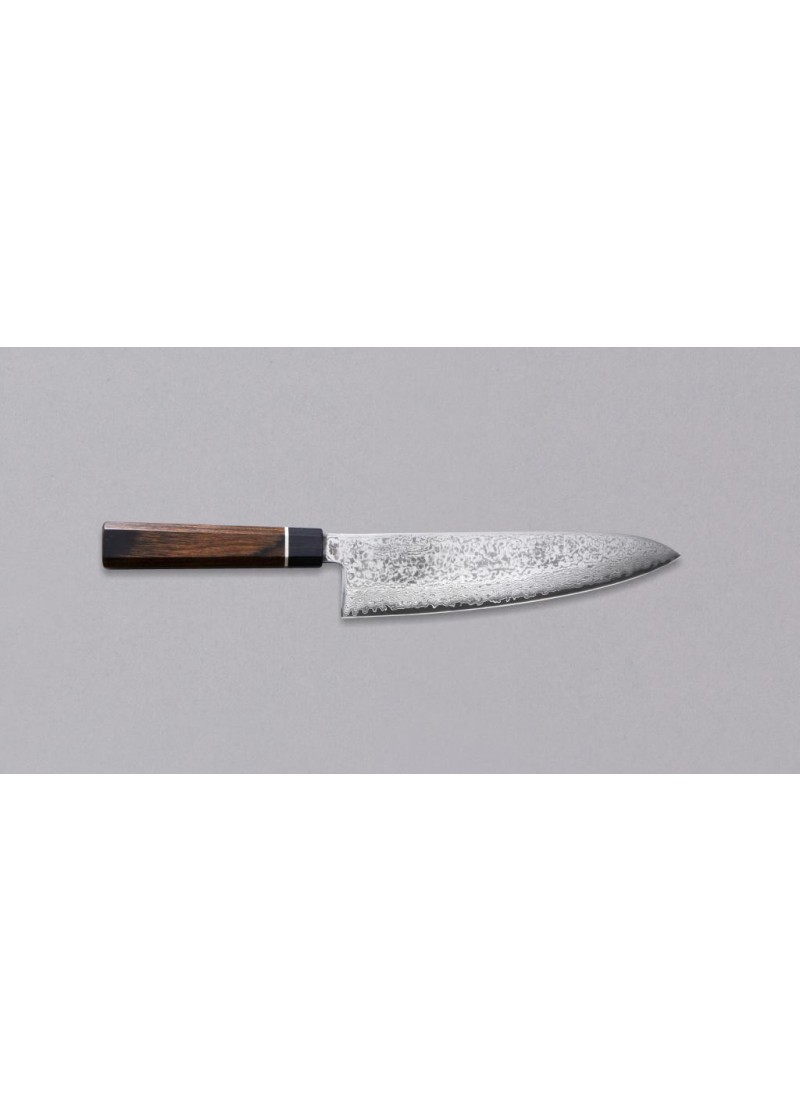 Nož Gyuto 20 cm, b. damask