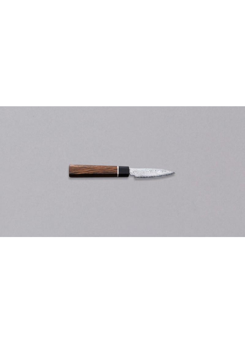 Nož Paring Black Damascus