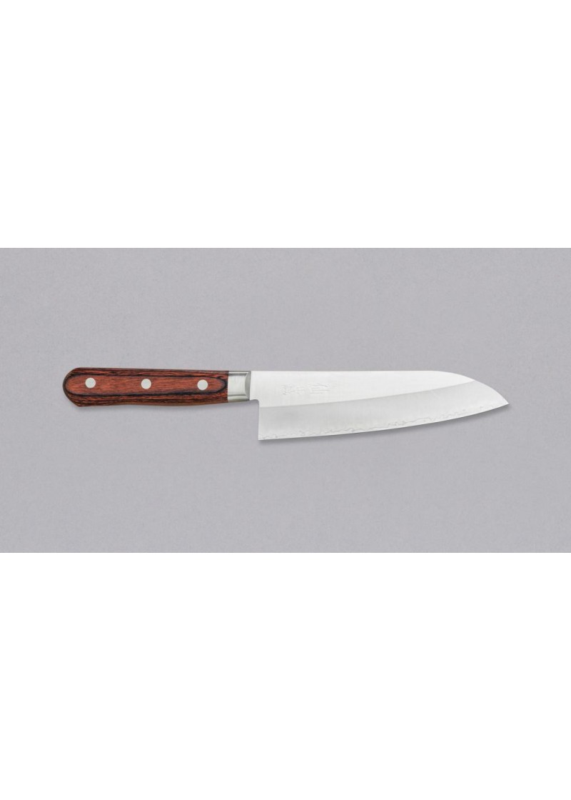 Nož Senzo AUS-10 Santoku 165
