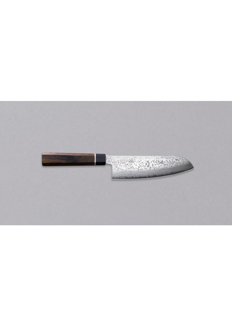Nož Santoku 13,5 cm, b. damask