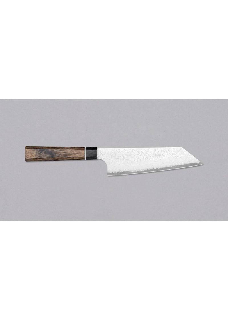 Nož Bunka Black Damascus 160
