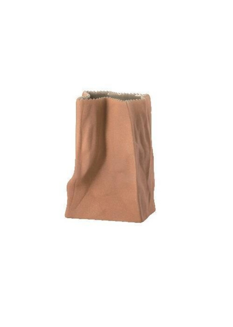Vaza Tuten 14 cm, smeđa