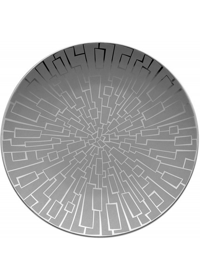 Tanjur Tac Gropius, srebrni