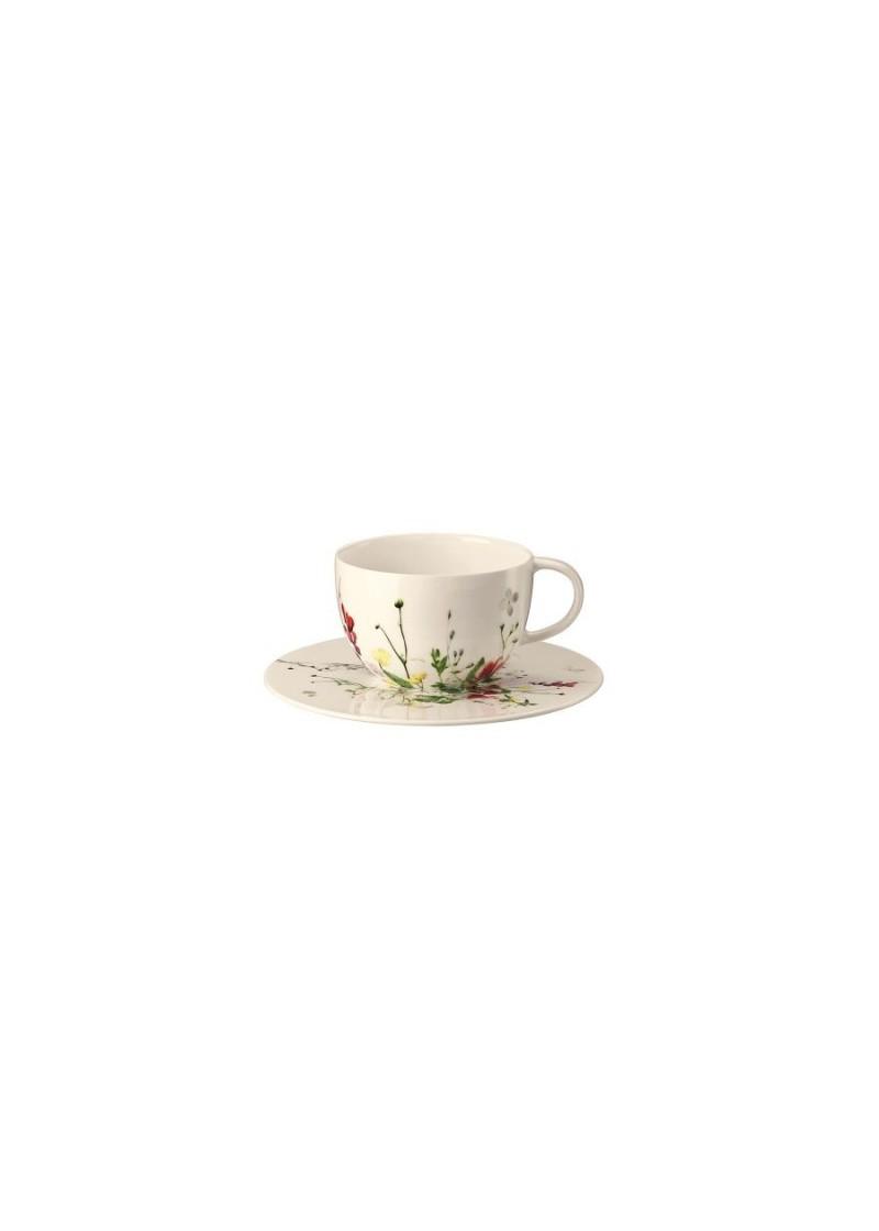 Cappuccino set Fleurs Sauvages