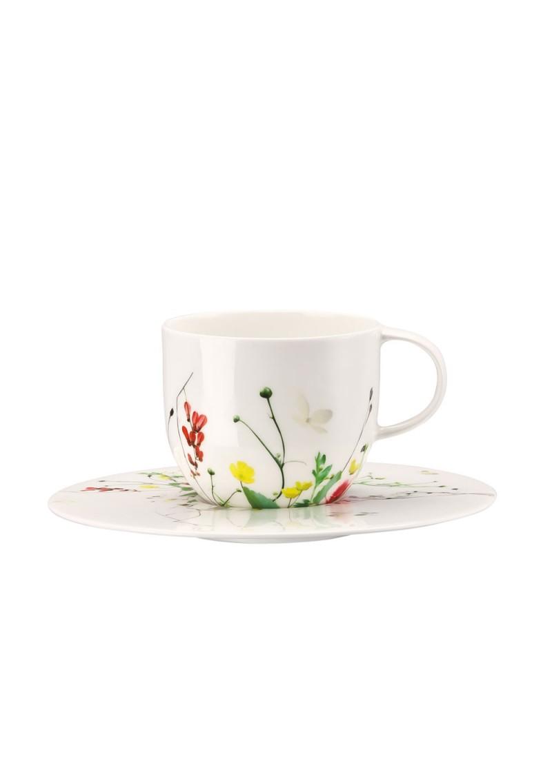 Espresso set Fleurs Sauvages