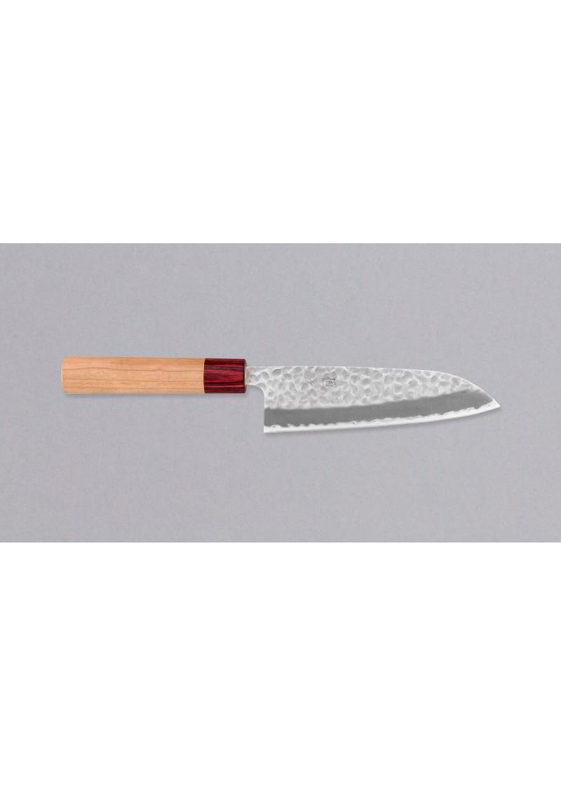 Nož Harukaza Santoku Cherry