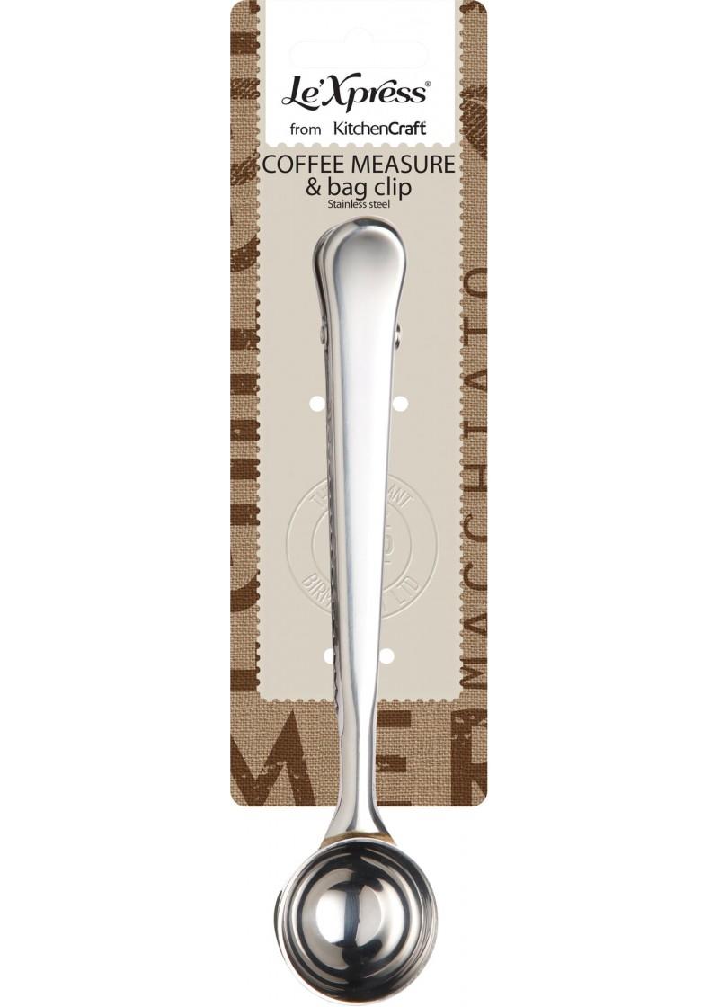 Žlica štipaljka za kavu