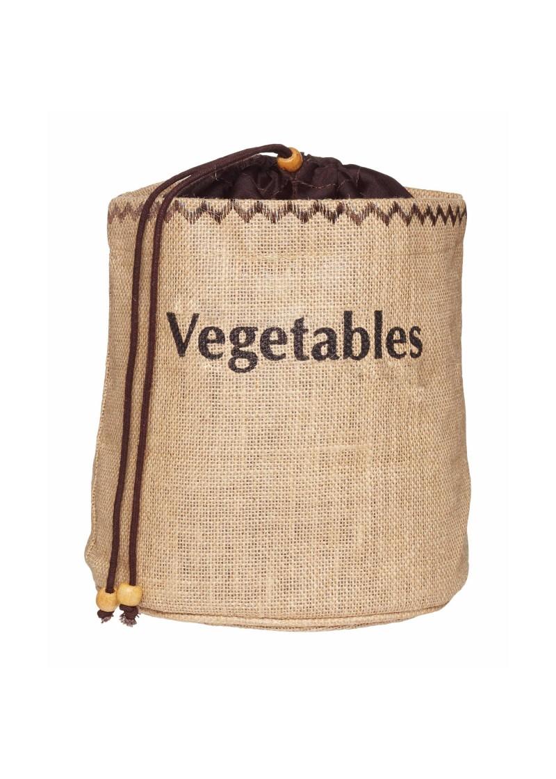 Vreća za povrće, juta