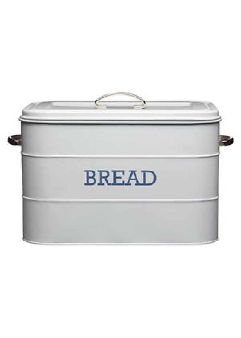 Kutija za kruh, siva