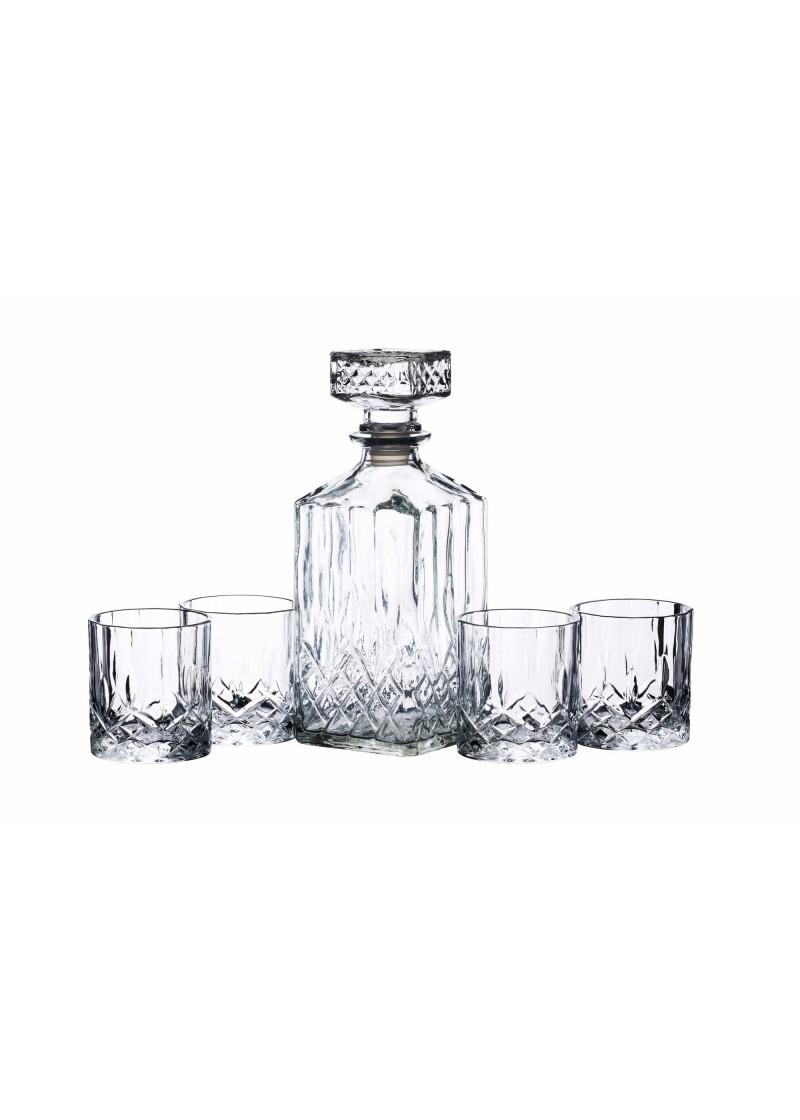 Whisky dekanter i čaše