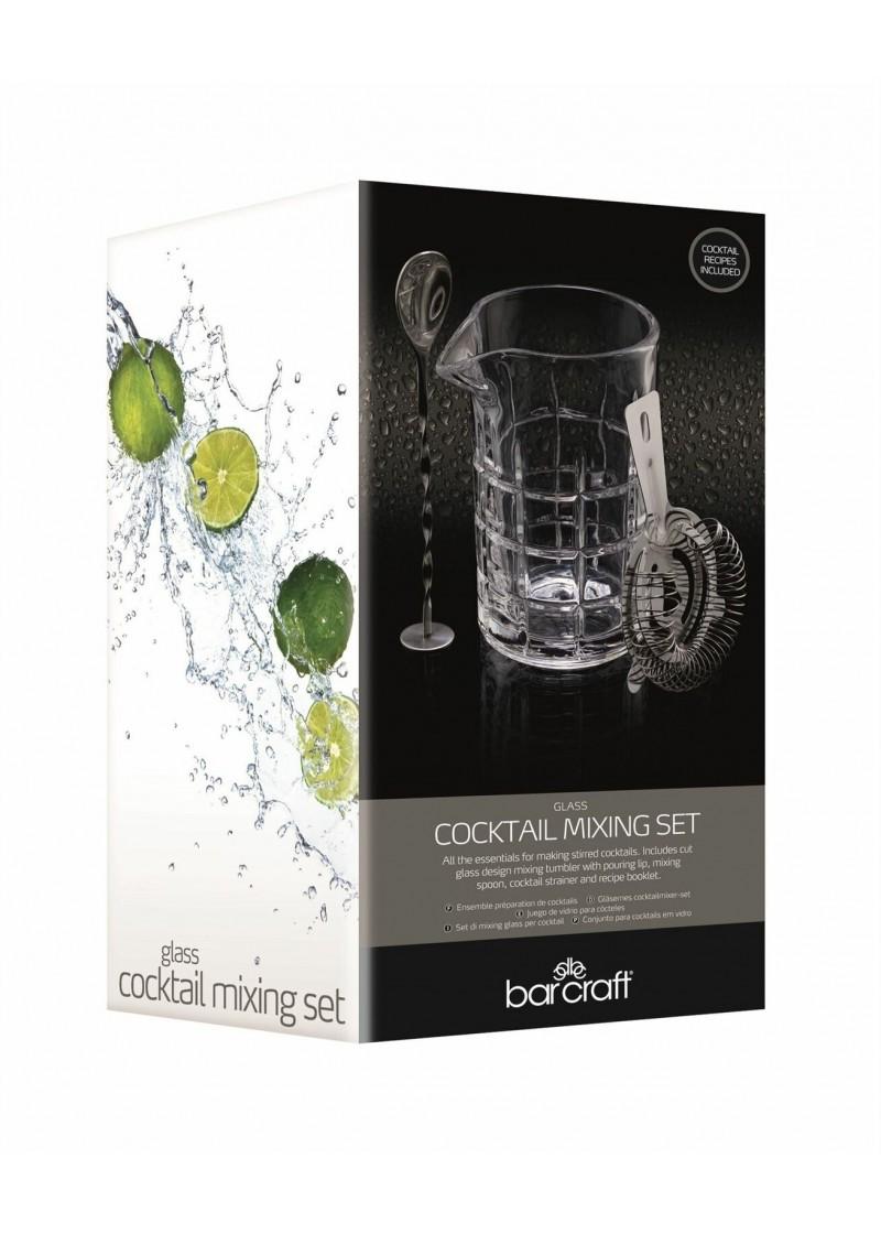 Set za cocktail 3/1