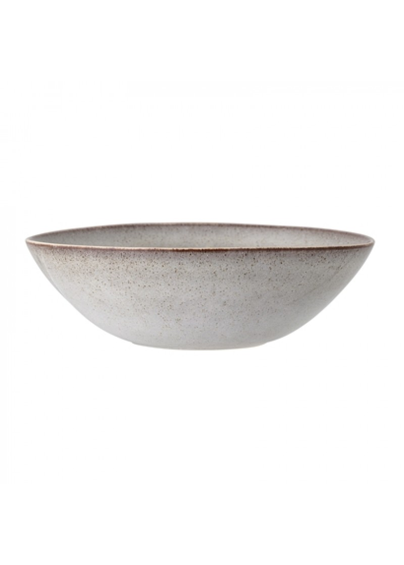 Zdjela Sandrini 32 cm, siva