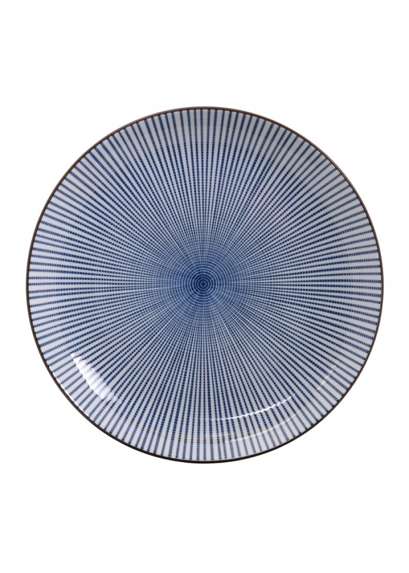 Tanjur Sendan Tokusa, plavi
