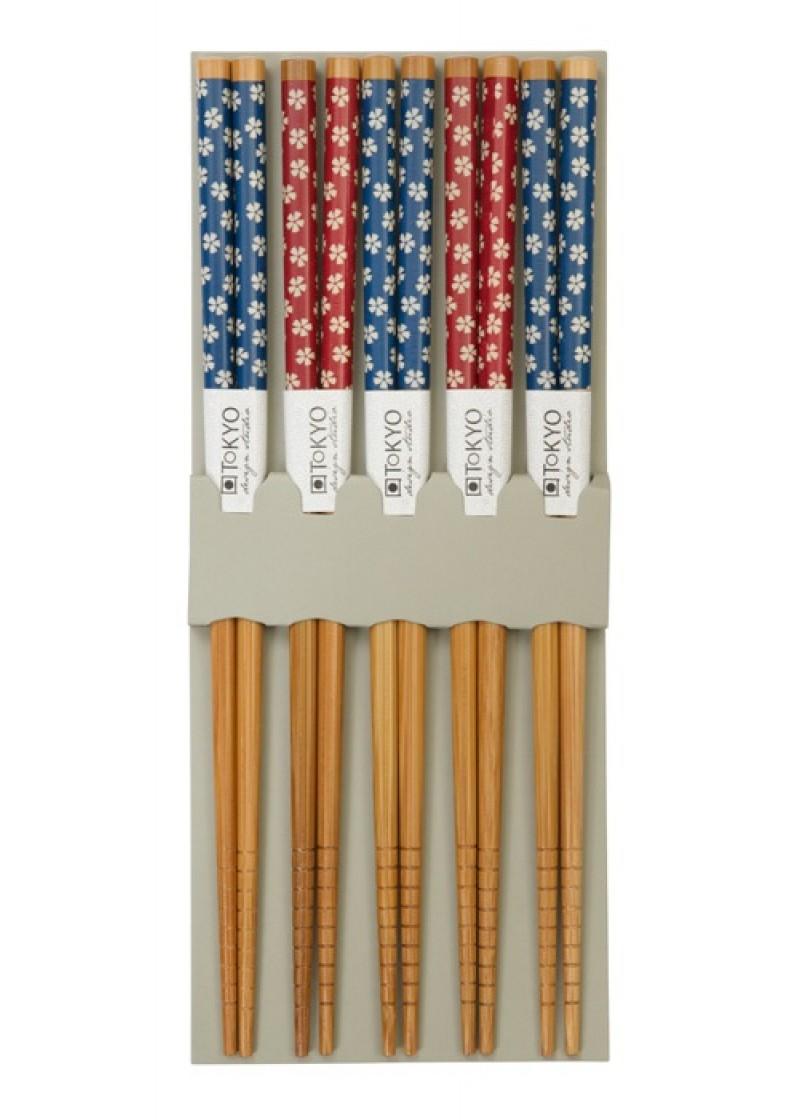 Štapići crveno/plavi