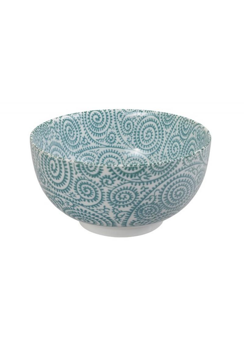 Zdjelica Mixed 16 cm, tirkizna