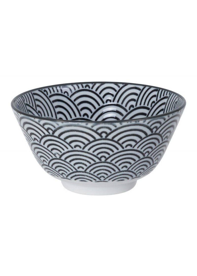 Zdjelica Nippon Black 12 cm