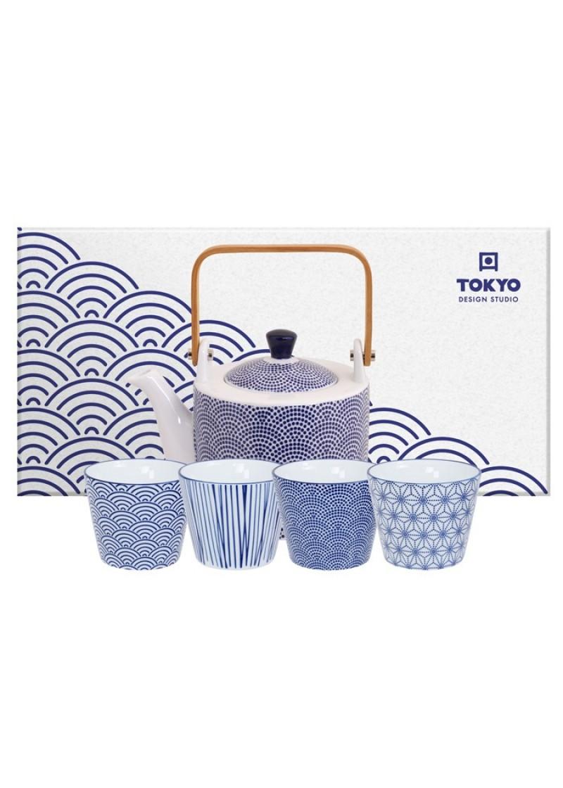 Set za čaj Nippon Blue