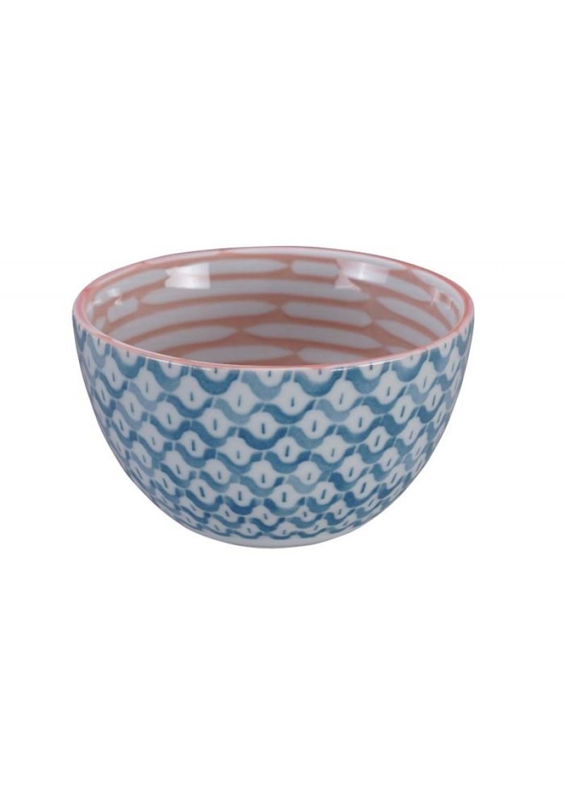 Zdjelica roza plava 12 cm