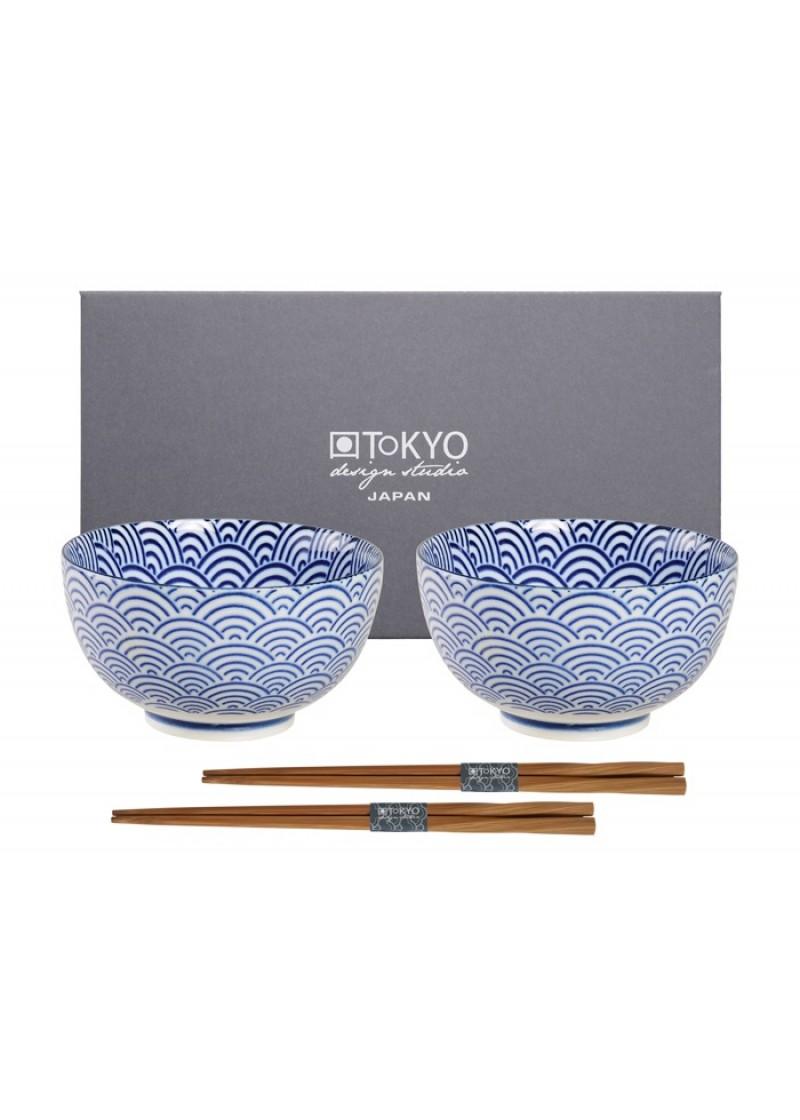 Zdjelice Nippon Blue 2/1