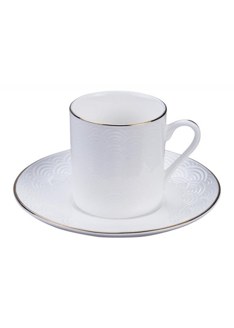 Set za kavu 2/1 Nippon White