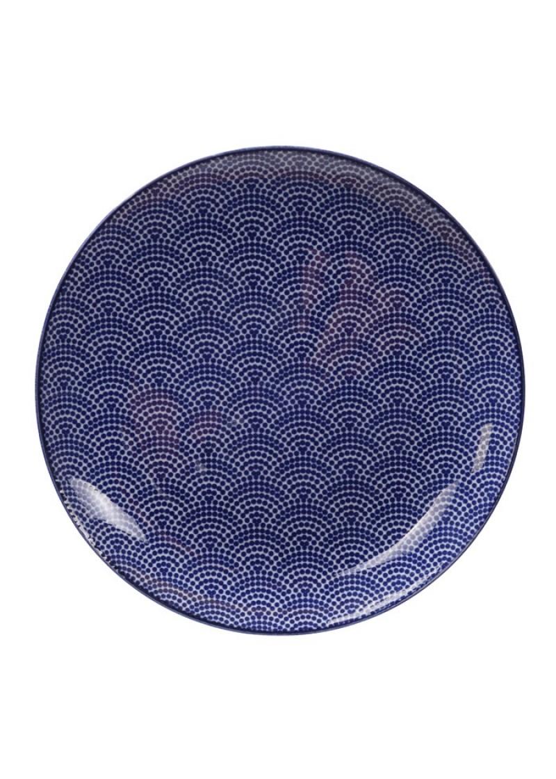 Tanjur Nippon Blue 25 cm