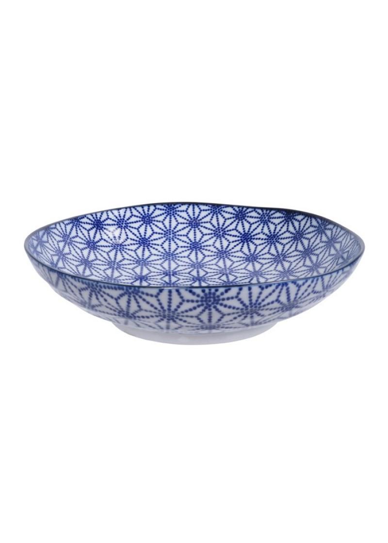 Tanjur Nippon Blue 21 cm