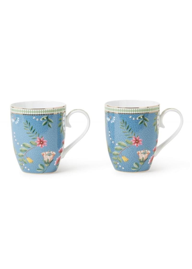 Set za čaj L La Majorelle blue
