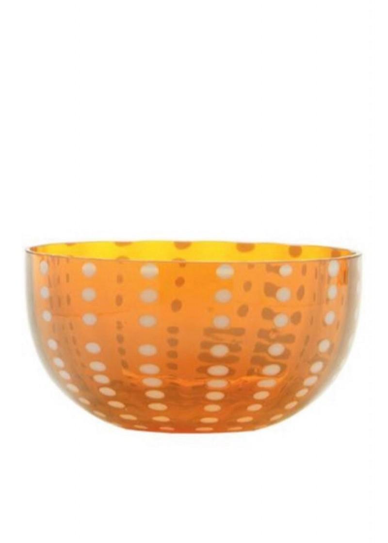 Zdjelica Perla, narančasta
