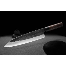 Nož ZDP-189 Gyuto black