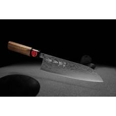 Nož santoku 16.5 cm, bl.steel