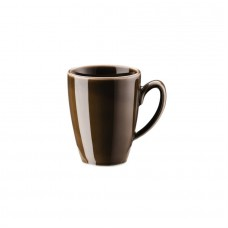 Šalica za espresso Mesh, smeđa