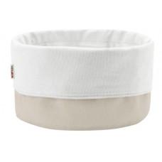 Košara za kruh, bijela