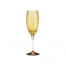 Čaša Perla šampanjac, amber