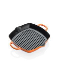 Tava grill 30 cm, narančasta