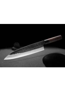 Nož ZDP-189 Gyuto black 210