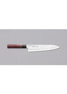 Nož  ZA-18 Yoshida Damaskus Gyuto 210