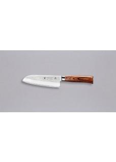 Nož Tamahagane Santoku 160