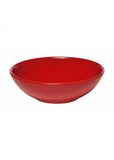 Zdjela za salatu, crvena