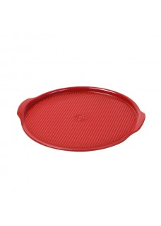 Pekač za pizzu, crveni