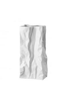 Vaza Tuten 18 cm, bijela gl.