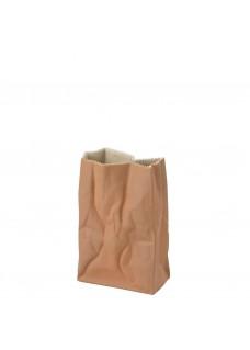 Vaza Tuten 28 cm, sv.smeđa