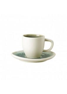 Espresso set Junto, Aquamarine