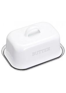 Posuda za maslac emajl