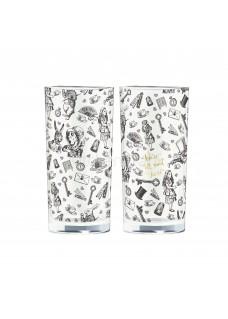 Alice & Wonderland čaše