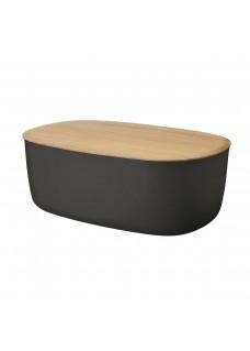 Kutija za kruh , crna