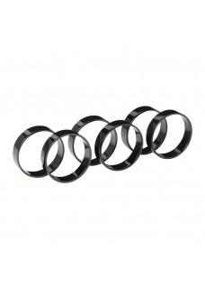 Prsteni za salvete, black